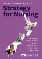 Download the NZNO Strategy for Nursing PDF